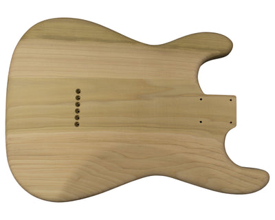 SC BODY 2pc Poplar 2.1 Kg - 819855-Guitar Bodies - In Stock-Guitarbuild