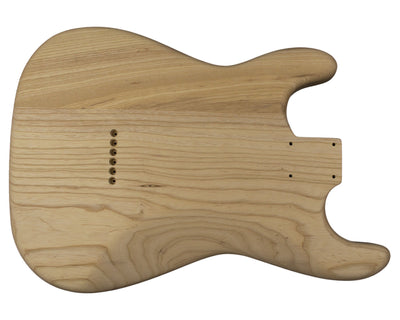 SC BODY 2pc Swamp Ash 2.3 Kg - 819923-Guitar Bodies - In Stock-Guitarbuild