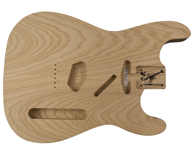 SC BODY 2pc Swamp Ash 2.5 Kg - 819862-Guitar Bodies - In Stock-Guitarbuild