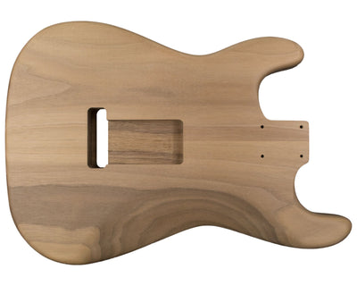 SC BODY 2pc Walnut 2.3 Kg - 818667-Guitar Bodies - In Stock-Guitarbuild