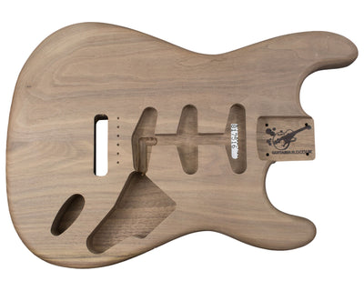 SC BODY 2pc Walnut 2.6 Kg - 817516-Guitar Bodies - In Stock-Guitarbuild