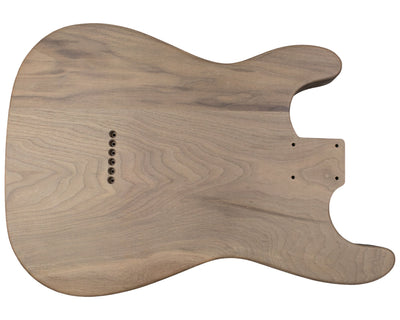 SC BODY 2pc Walnut 2.8 Kg - 819701-Guitar Bodies - In Stock-Guitarbuild