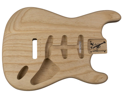 SC BODY 3pc Swamp Ash 1.9 Kg - 819435-Guitar Bodies - In Stock-Guitarbuild