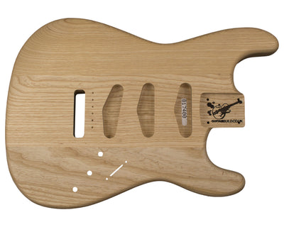 SC BODY 3pc Swamp Ash 2.2 Kg - 817400-Guitar Bodies - In Stock-Guitarbuild