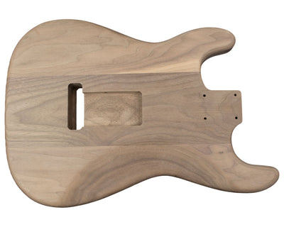 SC BODY 3PC Walnut 2.5 Kg - 817455-Guitar Bodies - In Stock-Guitarbuild
