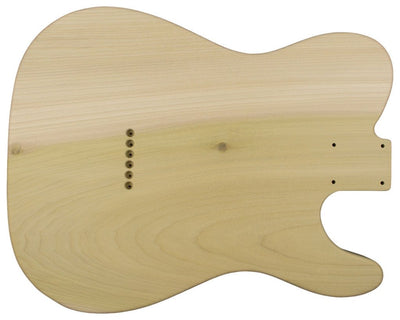 TC BODY 1 pc Poplar 2.3 KG - 811934-Guitar Bodies - In Stock-Guitarbuild