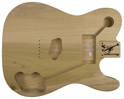 TC BODY 1pc Poplar 2.2 Kg - 813433-Guitar Bodies - In Stock-Guitarbuild