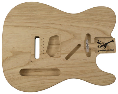 TC BODY 1pc Swamp Ash 2 Kg - 816908-Guitar Bodies - In Stock-Guitarbuild