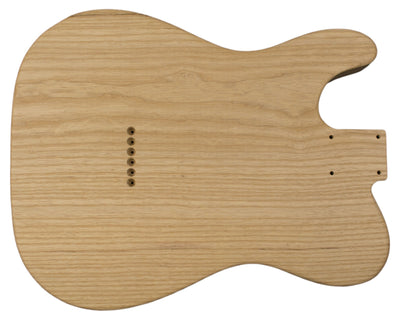 TC BODY 1pc Swamp ash 2.1 Kg - 817806-Guitar Bodies - In Stock-Guitarbuild
