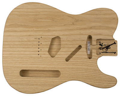 TC BODY 1pc Swamp Ash 2.2 Kg - 817240-Guitar Bodies - In Stock-Guitarbuild