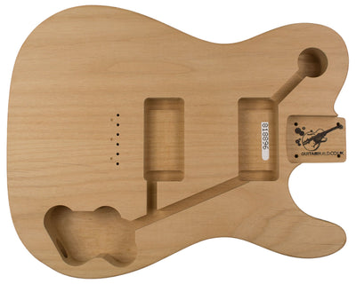 TC BODY 2pc Alder 1.7 Kg - 818896-Guitar Bodies - In Stock-Guitarbuild