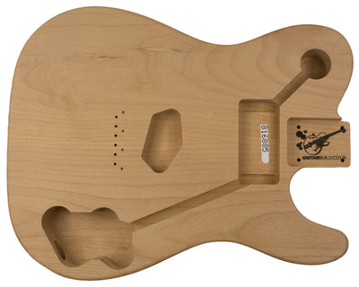 TC BODY 2pc Alder 1.9 Kg - 816885-Guitar Bodies - In Stock-Guitarbuild