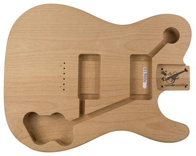 TC BODY 2pc Alder 2 Kg - 819886-Guitar Bodies - In Stock-Guitarbuild