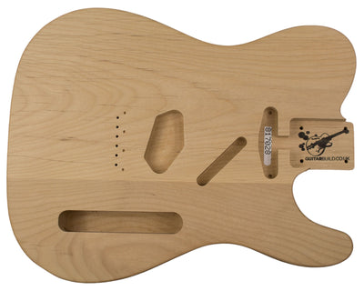 TC BODY 2pc Alder 2.1 Kg - 817028-Guitar Bodies - In Stock-Guitarbuild