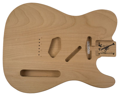 TC BODY 2pc Alder 2.2 Kg - 819893-Guitar Bodies - In Stock-Guitarbuild