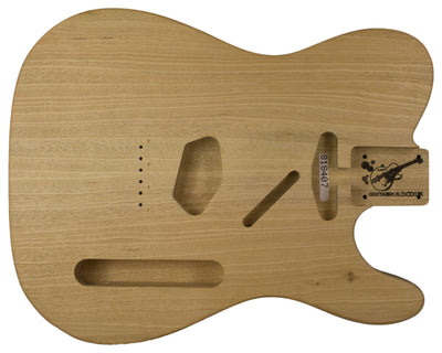 TC BODY 2pc Korina 2.1 Kg - 818407-Guitar Bodies - In Stock-Guitarbuild