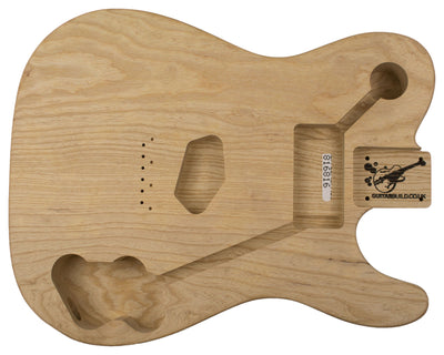TC BODY 2pc Swamp ash 2.3 Kg - 816816-Guitar Bodies - In Stock-Guitarbuild