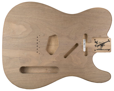 TC BODY 2pc Walnut 2.8 Kg - 819077-Guitar Bodies - In Stock-Guitarbuild