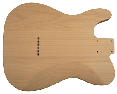 TC BODY 3pc Alder 1.7 Kg - 816069-Guitar Bodies - In Stock-Guitarbuild