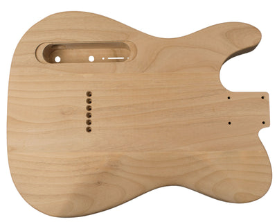 TC BODY 3pc Alder 1.8 Kg - 819329-Guitar Bodies - In Stock-Guitarbuild