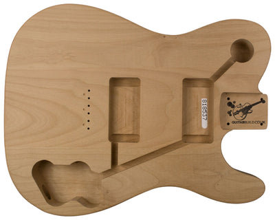 TC BODY 3pc Alder 2 Kg - 818537-Guitar Bodies - In Stock-Guitarbuild