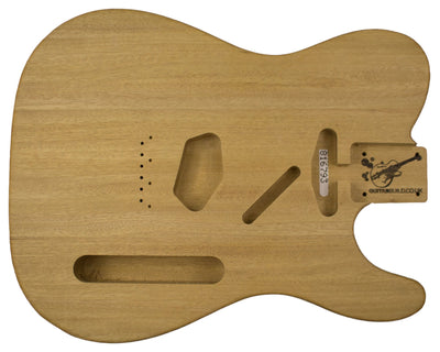 TC BODY 3pc Korina 2.5 Kg - 816793-Guitar Bodies - In Stock-Guitarbuild
