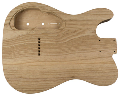 TC BODY 3pc Swamp Ash 1.5 Kg - 819640-Guitar Bodies - In Stock-Guitarbuild