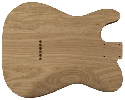 TC BODY 3pc Swamp ash 2.1 Kg - 818582-Guitar Bodies - In Stock-Guitarbuild
