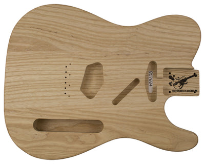 TC BODY 3pc Swamp ash 2.2 Kg - 817684-Guitar Bodies - In Stock-Guitarbuild