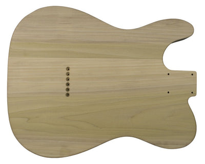 TC CUSTOM BODY 2 pc Poplar 2.3 KG 811316-Guitar Bodies - In Stock-Guitarbuild