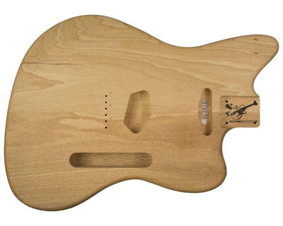TM BODY 2pc Korina 2.4 Kg - 818230-Guitar Bodies - In Stock-Guitarbuild