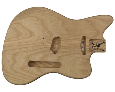 TM BODY 2pc Swamp ash 2.4 Kg - 819961-Guitar Bodies - In Stock-Guitarbuild