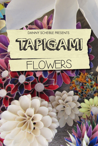 *TAPIGAMI: How To! Flowers!*