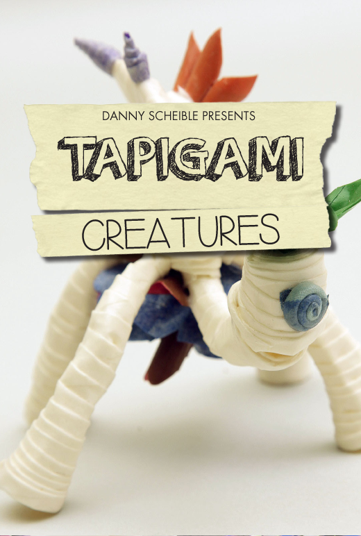 *TAPIGAMI: How-To! Creatures!*