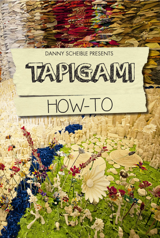 *TAPIGAMI: How To! Basics!*