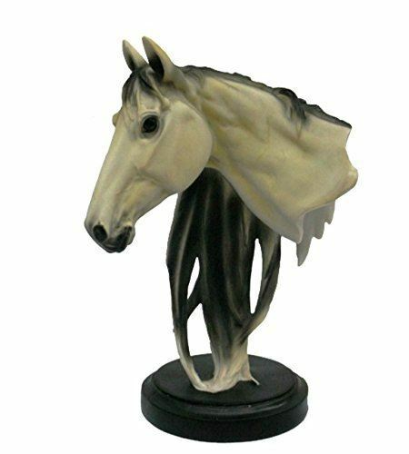 Realistic Effect Novelty Horse Head Figurine Statue