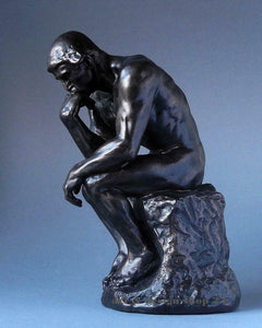 The Thinker by Rodin Bronze Effect Large Sculpture Statue Figure