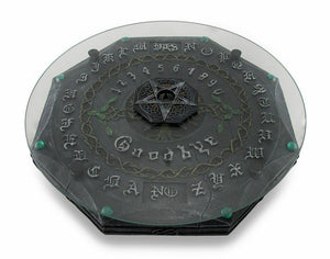 Tree Of Life Pentacle Glass Top Ouija Board Witch Pagan