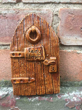 Load image into Gallery viewer, Large Fairy Door Fairy Sleeping Garden Lawn Ornament Decoration
