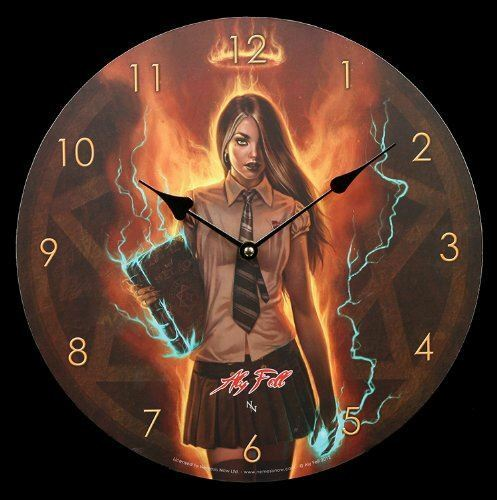 Necromancer Clock Aly Fell Nemesis Now