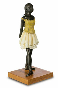 Classic Styled Little Dancer Aged 14 by Degas Museum Reproduction
