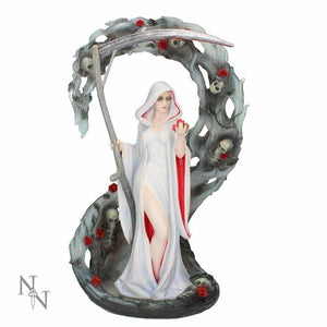 Life Blood Gothic Reaper Figurine Statue Skulls Ornaments Figure