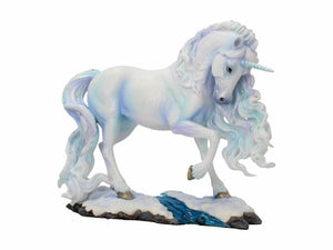Beautiful Unicorn Statue Fantasy Art Figurine Collectable Ornament Sculpture