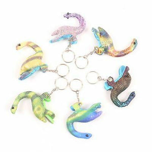 Sand Animal Keyring Dinosaur One Supplied Only
