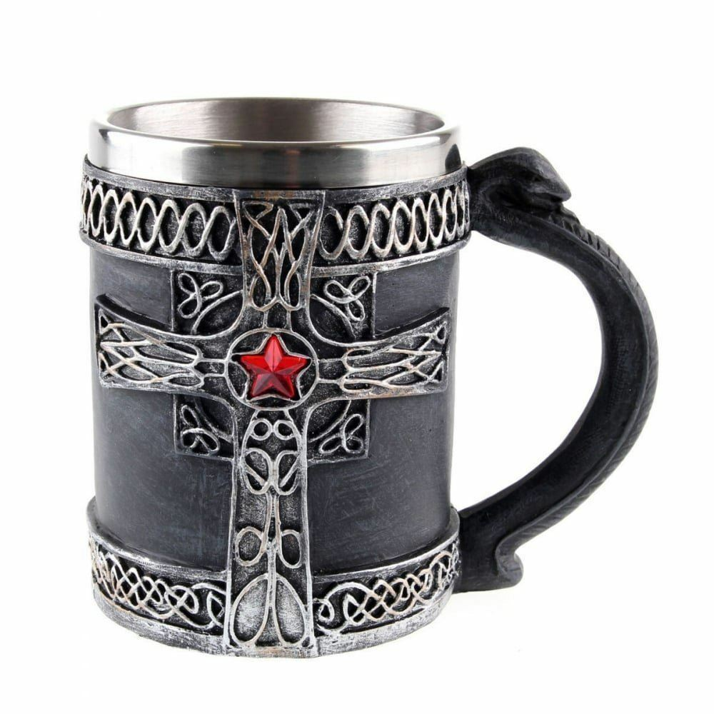 Celtic Tankard by Nemesis Now 14.5cm
