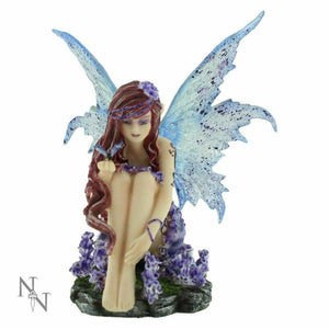 Nemesis Now Fairy Ornament Azure Magical Statue Sculpture Figurine