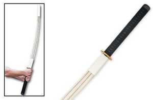 Bamboo Shinai Practice Katana Full Force Bokken Sparring Training Martial Arts