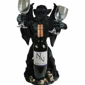 Gargoyle Wine Spirit Guardian Figurine Ornament Statue