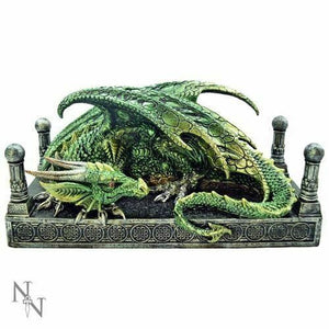 Dragons Den Figurine Statue Ornament Fantasy Gift 20.5cm