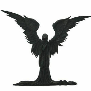 Angel Of Death Black Figurine Nemesis Now Ornament